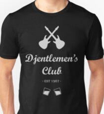 Djentlemen's Club Unisex T-Shirt