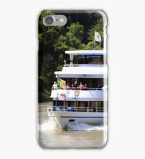Vater Rhein tour boat, Germany iPhone Case/Skin