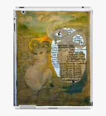 The Sheep.;- Chinese Horoscopes, Your Year. iPad Case/Skin