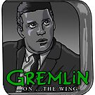 Gremlin...On The Wing! by Evil-Nick
