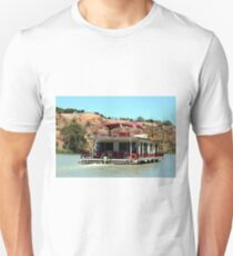Houseboat on the Murray River, South Australia T-Shirt