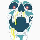 Screaming Skull by Catherine Isla