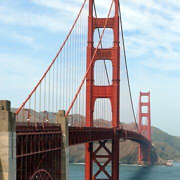 Golden Gate  by rafstardesigns