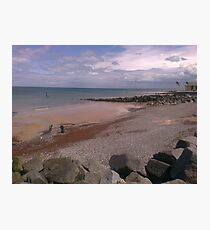 Sheringham Costal View  Photographic Print