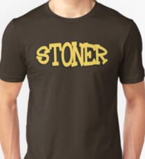 Stoner Weed Marijuana Cannabis T-Shirt