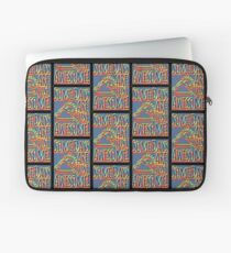 Some days are awesome in color  Laptop Sleeve