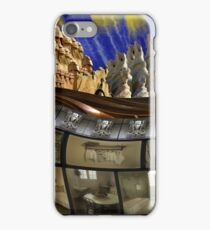 Barcelona, Gaudi House iPhone Case/Skin