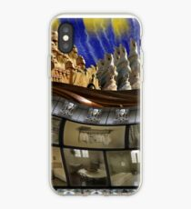 Barcelona, Gaudi House iPhone Case