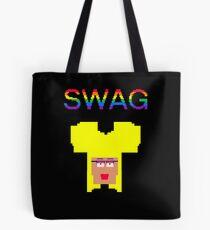Swag Pixel Beryl Tote Bag