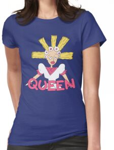 Queen Cynthia Womens Fitted T-Shirt