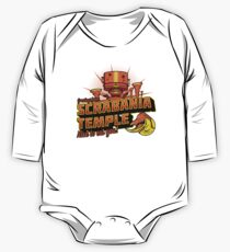 Greetings From Scrabania Temple One Piece - Long Sleeve