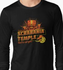 Greetings From Scrabania Temple Long Sleeve T-Shirt
