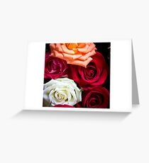 Roses for Mother's day  Greeting Card