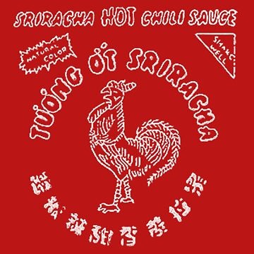Sriracha - Logo by Americ