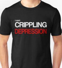 Depression Unisex T-Shirt