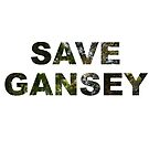 SAVE GANSEY by kuukisu