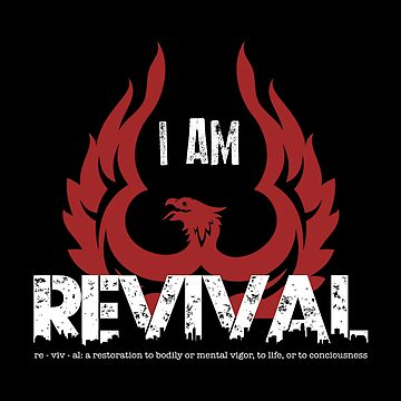 I Am Revival - Red Phoenix Version by exodusrising