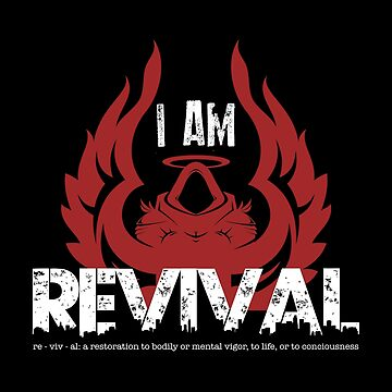 I Am Revival - Red Angel Version by exodusrising