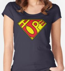 Hope - It's not an S Women's Fitted Scoop T-Shirt