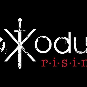 Exodus Rising Logo Merch by exodusrising