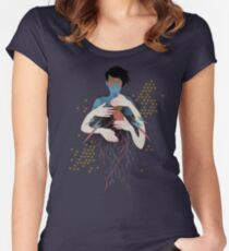 The Rush Women's Fitted Scoop T-Shirt