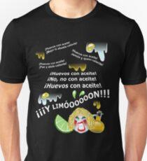 Huevos con aceite misheard lyrics T-Shirt