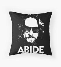 lebowski Throw Pillow
