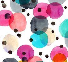 Festive Dots by crystalwalen