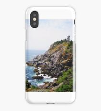 Rocky Cliff iPhone Case/Skin