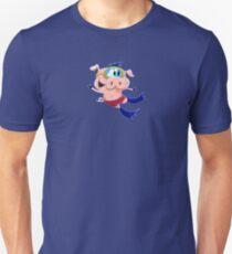 Little Pig - Swim A Unisex T-Shirt