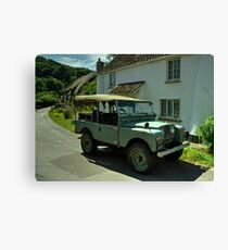Dunster Landy  Canvas Print