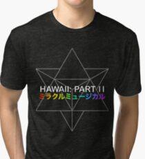 Miracle Musical - Hawaii: Part II (Black) Tri-blend T-Shirt