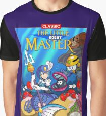 The Little Robot Master Graphic T-Shirt