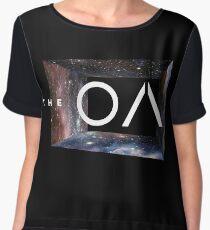 OA - The 4th Dimension Women's Chiffon Top