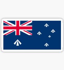 CONVICT FLAG OF AUSTRALIA Sticker