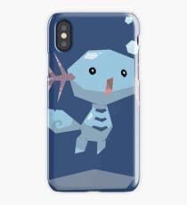 Cutout Wooper iPhone Case