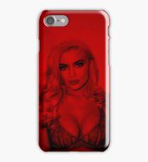 Kylie Jenner - Celebrity (Sexy Pose) iPhone Case/Skin