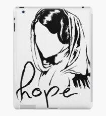 """Princess Leia """"hope"""" iPad Case/Skin"""