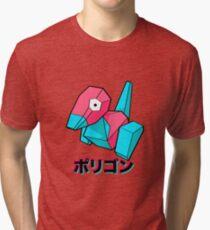 Porygon Tri-blend T-Shirt