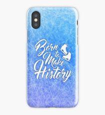 Born to Make History // Yuri on Ice iPhone Case/Skin