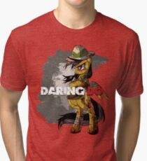Daring Survivor Tri-blend T-Shirt