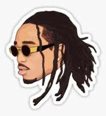 Quavo (Migos) Sticker