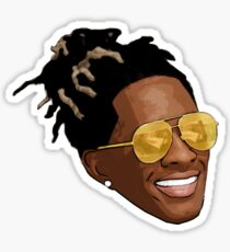 Young Thug (Jeffery) Sticker