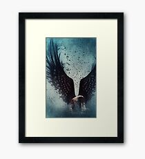 You Can't Even Die Right Framed Print