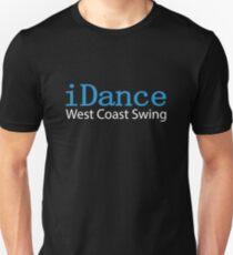 iDance West Coast Swing Unisex T-Shirt