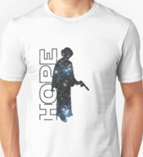 Princess Leia and Hope Unisex T-Shirt