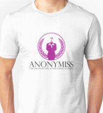 ANONYMISS B T-Shirt
