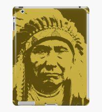 Vintage Native American Chief iPad Case/Skin