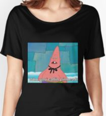 Who you callin Pinhead Women's Relaxed Fit T-Shirt