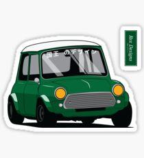 Mini Minor Sticker
